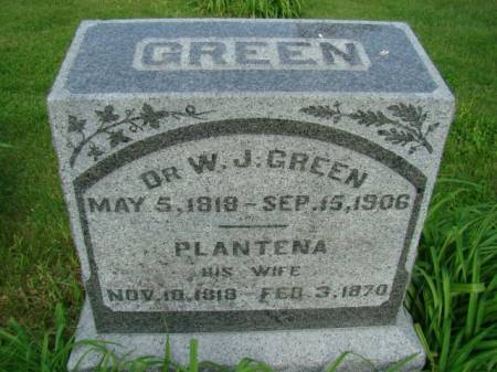 GREEN, WESLEY JOHNSON - Jefferson County, Iowa | WESLEY JOHNSON GREEN
