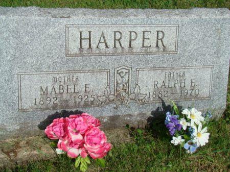 HARPER, RALPH EMERSON - Jefferson County, Iowa | RALPH EMERSON HARPER