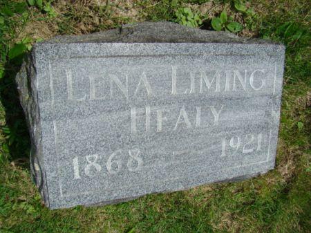 LIMING HEALY, LENA GRACE - Jefferson County, Iowa   LENA GRACE LIMING HEALY