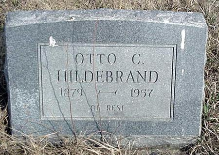 HILDEBRAND, OTTO C. - Jefferson County, Iowa | OTTO C. HILDEBRAND