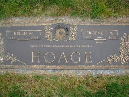 FIELDS HOAGE, HELEN MAY - Jefferson County, Iowa | HELEN MAY FIELDS HOAGE