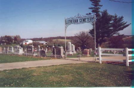 HOPE LUTHERAN, CEMETERY - Jefferson County, Iowa | CEMETERY HOPE LUTHERAN
