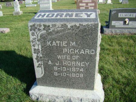 HORNEY, KATIE M - Jefferson County, Iowa | KATIE M HORNEY