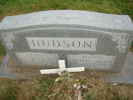 SMITH HUDSON, NELLIE - Jefferson County, Iowa | NELLIE SMITH HUDSON