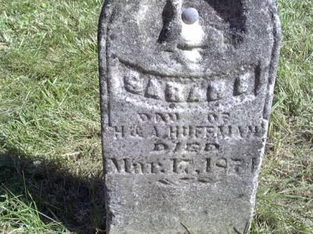 HUFFMAN, SARAH E - Jefferson County, Iowa   SARAH E HUFFMAN