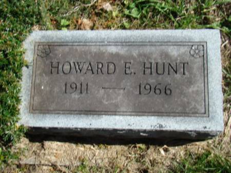 HUNT, HOWARD EUGENE - Jefferson County, Iowa   HOWARD EUGENE HUNT