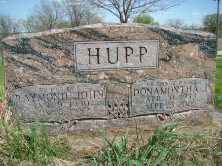 DAVIS HUPP, DONAMONTHA J - Jefferson County, Iowa | DONAMONTHA J DAVIS HUPP