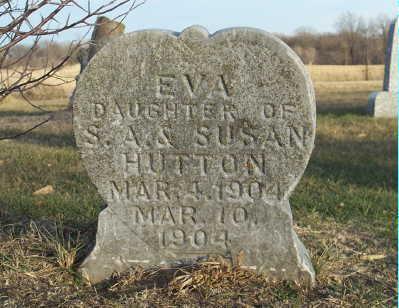 HUTTON, EVA - Jefferson County, Iowa | EVA HUTTON