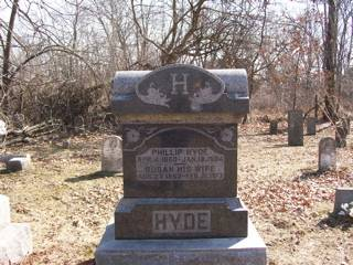 NEFF HYDE, SUSAN - Jefferson County, Iowa   SUSAN NEFF HYDE