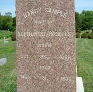 SAMPLE INGALLS, NANCY - Jefferson County, Iowa | NANCY SAMPLE INGALLS