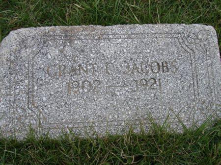 JACOBS, GRANT C - Jefferson County, Iowa | GRANT C JACOBS