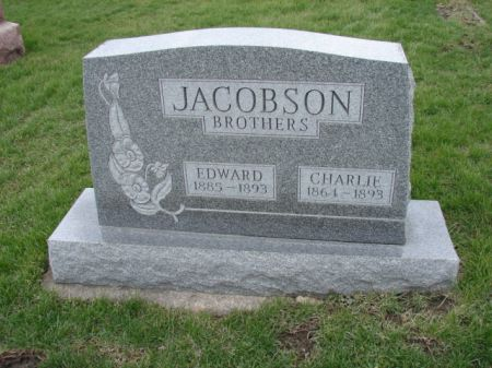 JACOBSON, CHARLIE - Jefferson County, Iowa | CHARLIE JACOBSON
