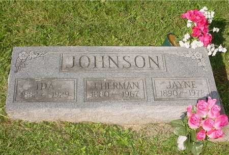 JONES JOHNSON, JAYNE (JANNIE) - Jefferson County, Iowa | JAYNE (JANNIE) JONES JOHNSON