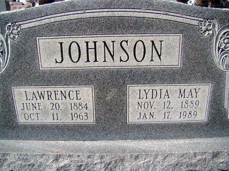 JOHNSON, LAWRENCE - Jefferson County, Iowa | LAWRENCE JOHNSON