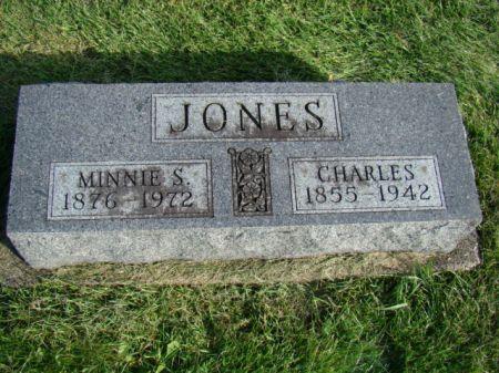 SMITH JONES, MINNIE - Jefferson County, Iowa | MINNIE SMITH JONES