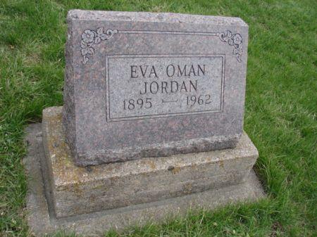 JORDAN, EVA - Jefferson County, Iowa | EVA JORDAN