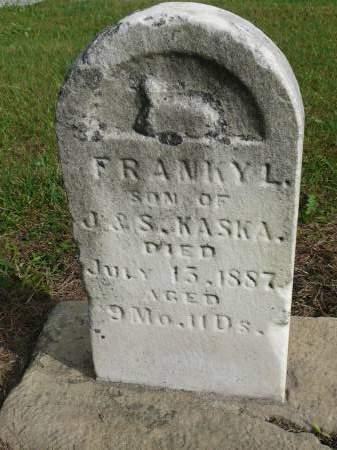 KASKA, FRANKY L - Jefferson County, Iowa | FRANKY L KASKA