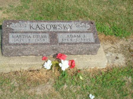 KASOWSKY, MARTHA - Jefferson County, Iowa | MARTHA KASOWSKY