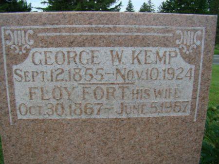 FORT KEMP, FLOY - Jefferson County, Iowa | FLOY FORT KEMP