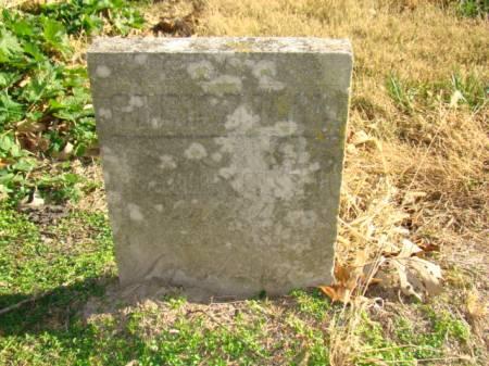 KLOPHENSTEIN, CHRISTIAN - Jefferson County, Iowa   CHRISTIAN KLOPHENSTEIN