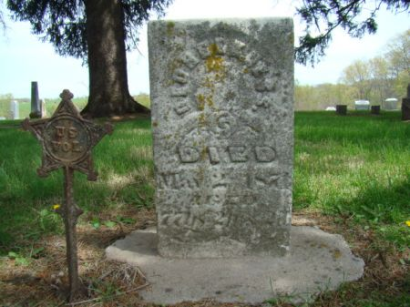 KNESS, GEORGE - Jefferson County, Iowa | GEORGE KNESS
