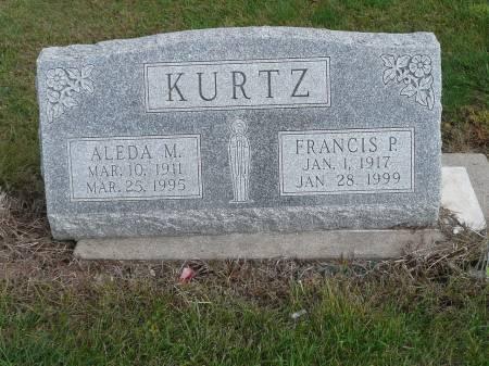 KURTZ, FRANCIS P - Jefferson County, Iowa | FRANCIS P KURTZ