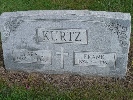 KURTZ, FRANK - Jefferson County, Iowa | FRANK KURTZ