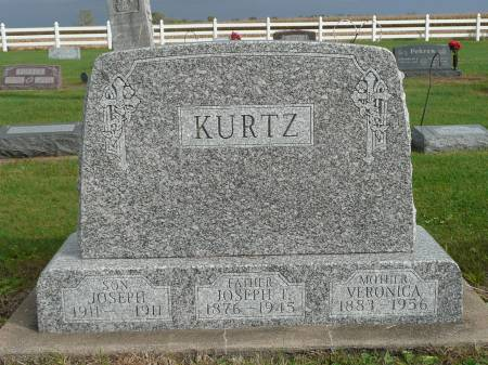 KURTZ, JOSEPH T - Jefferson County, Iowa | JOSEPH T KURTZ
