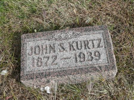 KURTZ, JOHN S - Jefferson County, Iowa | JOHN S KURTZ