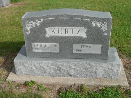 KURTZ, FERNE - Jefferson County, Iowa | FERNE KURTZ