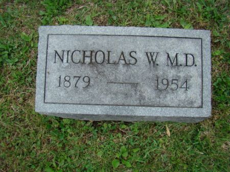 LABAGH, NICHOLAS WALTER - Jefferson County, Iowa | NICHOLAS WALTER LABAGH
