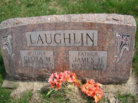 LAUGHLIN, JAMES H - Jefferson County, Iowa | JAMES H LAUGHLIN