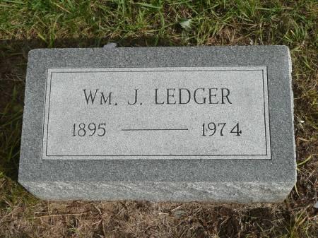 LEDGER, WM J - Jefferson County, Iowa | WM J LEDGER