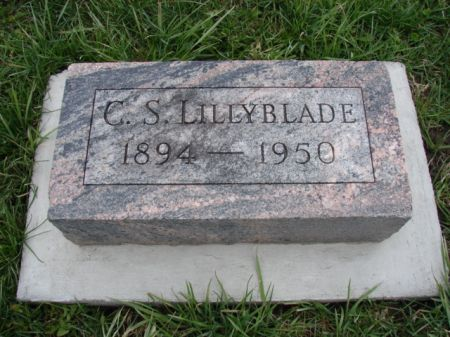 LILLYBLADE, CLARENCE S - Jefferson County, Iowa | CLARENCE S LILLYBLADE