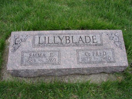 LILLYBLADE, OSCAR FRED - Jefferson County, Iowa | OSCAR FRED LILLYBLADE