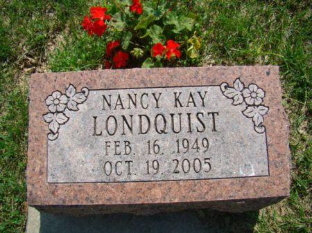 LONDQUIST, NANCY KAY - Jefferson County, Iowa   NANCY KAY LONDQUIST