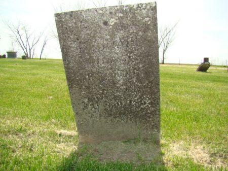 BLACKBURN LONG, SARAH - Jefferson County, Iowa | SARAH BLACKBURN LONG