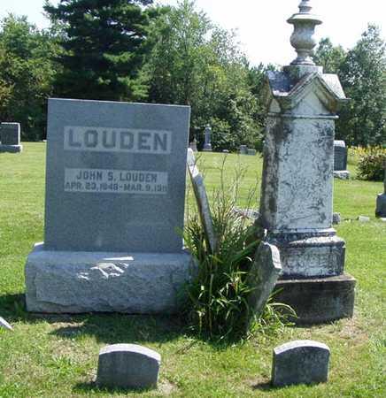 LOUDEN, JAMES - Jefferson County, Iowa | JAMES LOUDEN