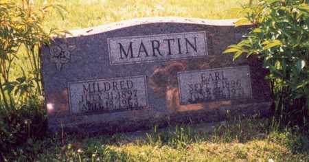 MARTIN, MILDRED - Jefferson County, Iowa | MILDRED MARTIN
