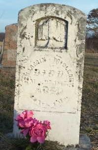MCCLEARY, BENJAMIN - Jefferson County, Iowa | BENJAMIN MCCLEARY