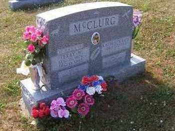 MCCLURG, TERRY W. - Jefferson County, Iowa | TERRY W. MCCLURG