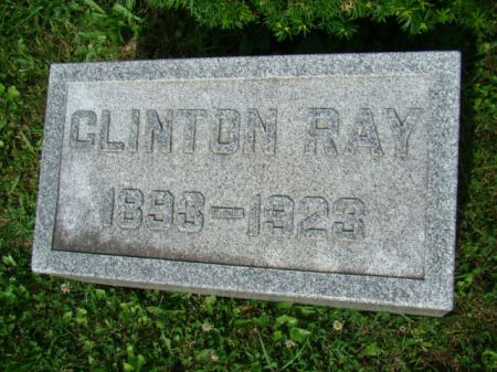 MCGOHAN, CLINTON RAY - Jefferson County, Iowa | CLINTON RAY MCGOHAN