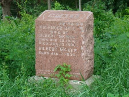 MCKEE, GILBERT W. 'BERT' - Jefferson County, Iowa | GILBERT W. 'BERT' MCKEE