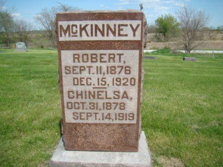SMITH MCKINNEY, CHINELSA - Jefferson County, Iowa   CHINELSA SMITH MCKINNEY