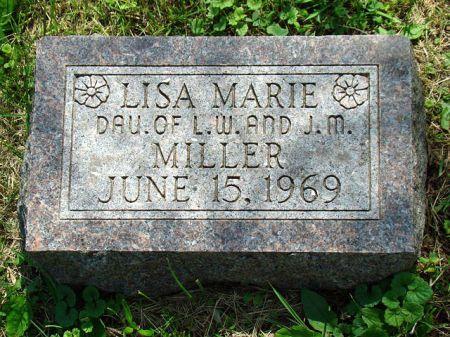 MILLER, LISA MARIE - Jefferson County, Iowa | LISA MARIE MILLER