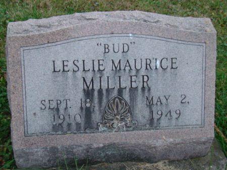 MILLER, LESLIE MAURICE
