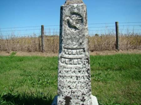 MOORMAN, LOUISA PEARL - Jefferson County, Iowa | LOUISA PEARL MOORMAN