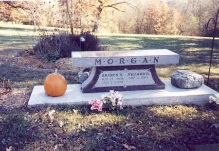 MORGAN, SHARON - Jefferson County, Iowa | SHARON MORGAN