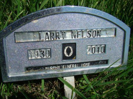 NELSON, LARRY B - Jefferson County, Iowa | LARRY B NELSON