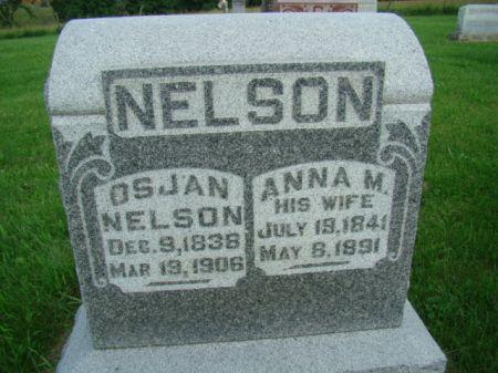 ERICKSON NELSON, ANNA MARIE - Jefferson County, Iowa | ANNA MARIE ERICKSON NELSON